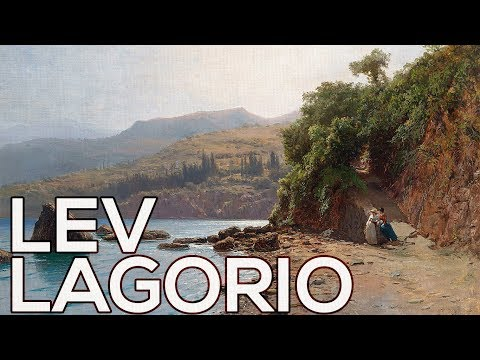 Lev Lagorio: A collection of 117 works (HD)