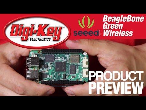 Seeed Studio BeagleBone Green Wireless - Seeed Wiki
