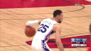 Ben Simmons | Highlights vs Bulls (2 .22.18)