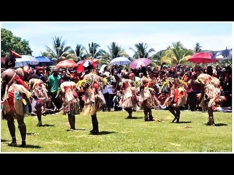 Papua New Guinea: Manus Dance