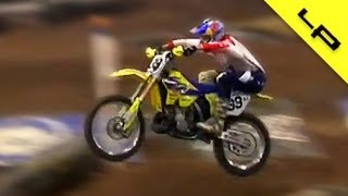 Travis Pastrana Wheelies Whoop Section and Rhythm Section HD