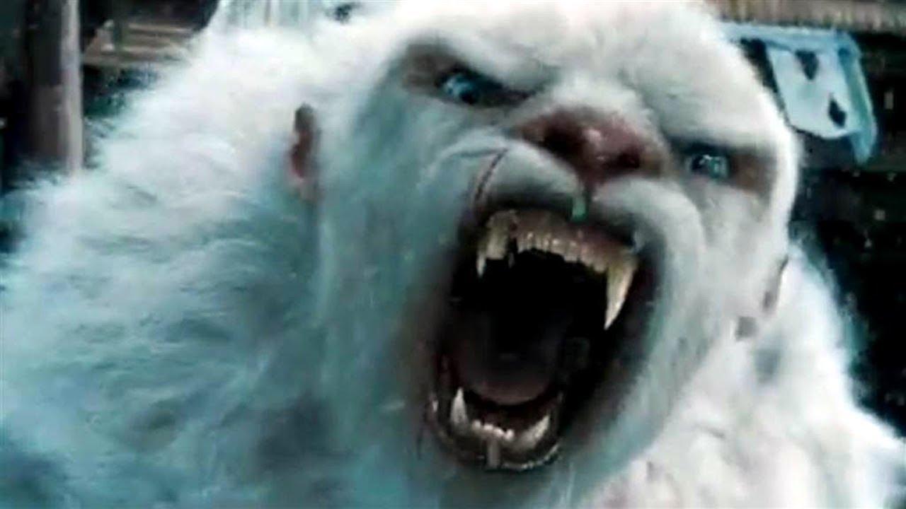 Người Tuyết Bảo Vệ Lăng Mộ Cổ | Best Scene