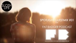 Spotlight Guestmix 01: D.E.D (Fat Badger Podcast) - 'Groove Therapy' | Liquid Drum & Bass