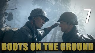 [7] Boots on the Ground (Let's Play Call of Duty: World War 2 PC w/ GaLm)