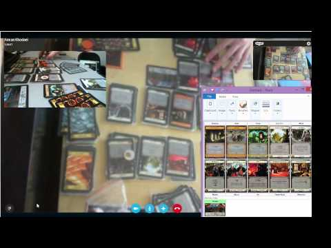 Dominion: Adventures over Skype - Level Up