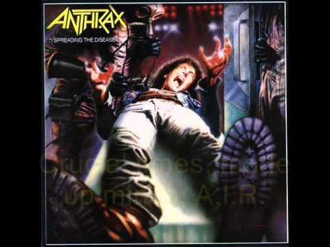 Anthrax A.I.R lyrics (subtitulado)
