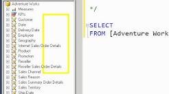 MDX Query Basics (Analysis Services 2012)
