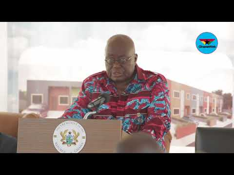 NPP government will reduce Ghana's housing deficit - Akufo-Addo