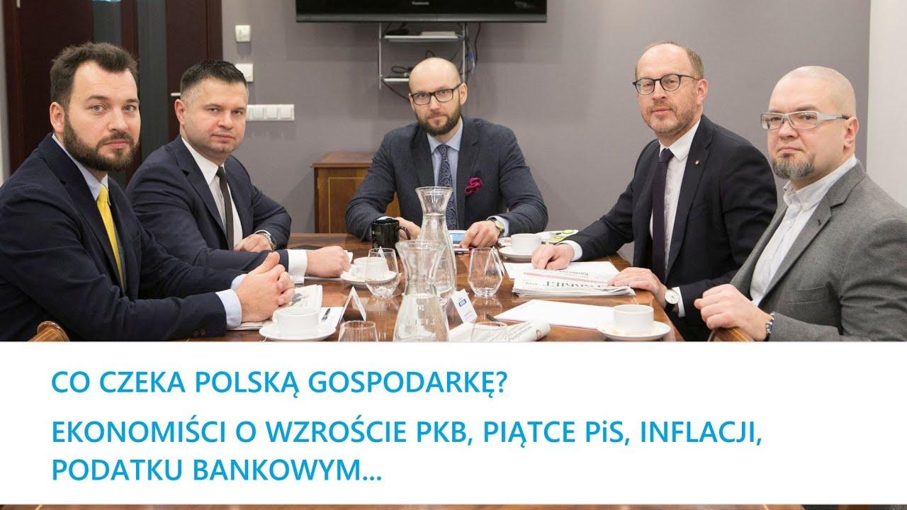 Co czeka polską gospodarkę? Co z PKB, inflacją, inwestycjami?