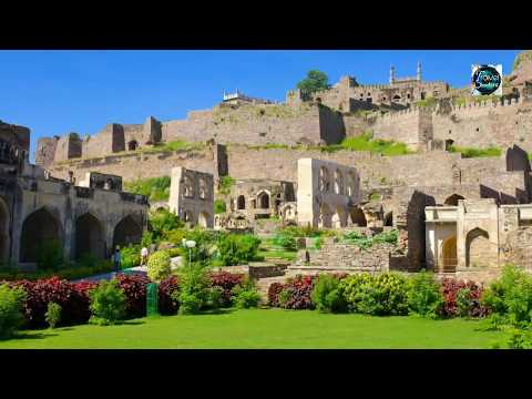গোলকুন্ডা দূর্গ ভারতের এক ভৌতিক স্থান। Fort History   Golconda Fort Horror Place In India  