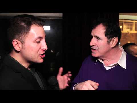 "Richard Kind at ""The Last Five Years"" NY Premiere with BTVRtv's Arthur Kade"
