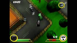 Police Destruction Street HD gameplay