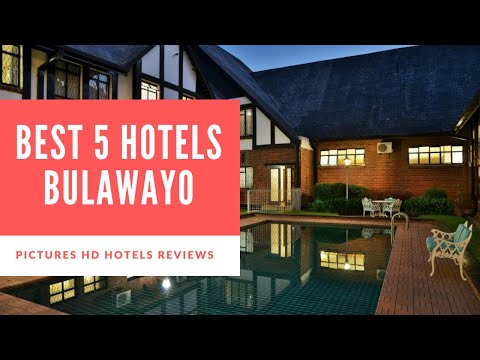 Top 5 Best Hotels in Bulawayo, Zimbabwe - sorted by Rating Guests
