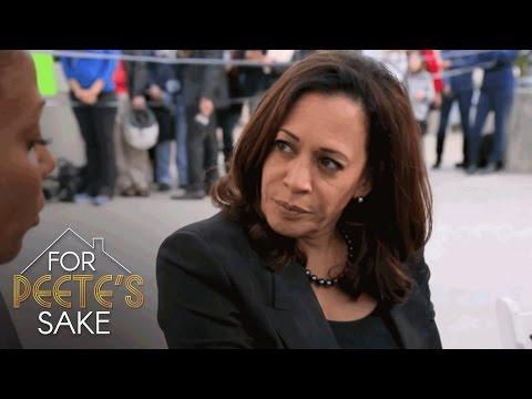 Holly and Dolores Meet with Sen. Kamala Harris | For Peete's Sake | Oprah Winfrey Network