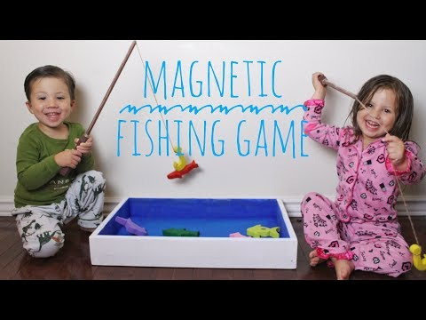 Magnetic Fishing Game -Makers Care 2017-