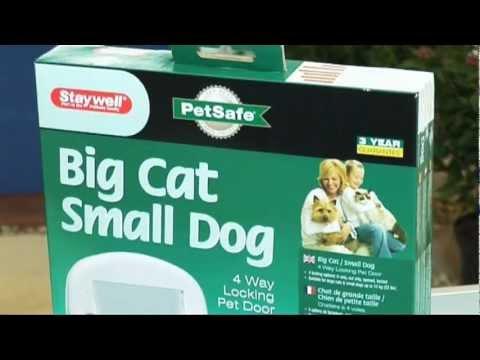 Staywell Big Cat Small Dog Pet Door  Series