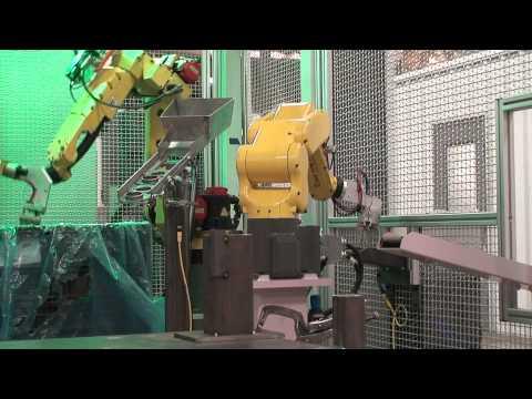 Custom Robot Gripper