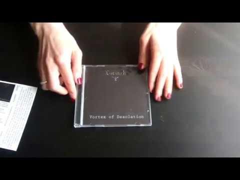 Xoresth - Vortex Of Desolation [Look at CD]