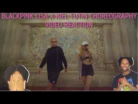 This Is A Dangerous Duo Blackpink Lisa X Kiel Tutin Choreography