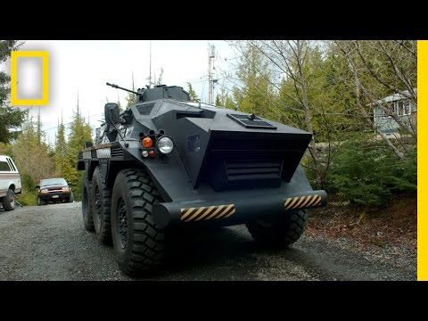 Ultimate Tank   Doomsday Preppers
