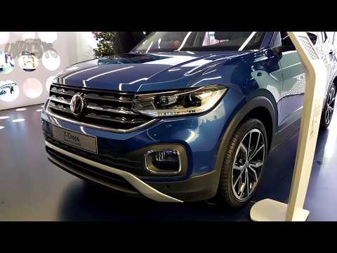 VW T-Cross first contact with the new Volkswagen SUV