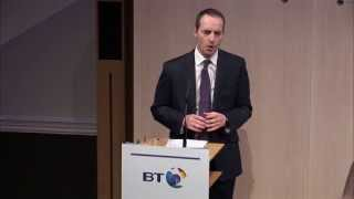 BT Group CEO Ian Livingston