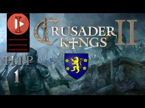 [1] Crusader Kings 2 [HIP MOD] - Dyfed!