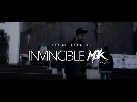 Invincible MGK COVER | Shivenem ft Harshit | Our Million Miles