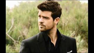 Fall Again - Robin Thicke, Michael Jackson and Glenn Lewis (mixed performances with Lyrics)
