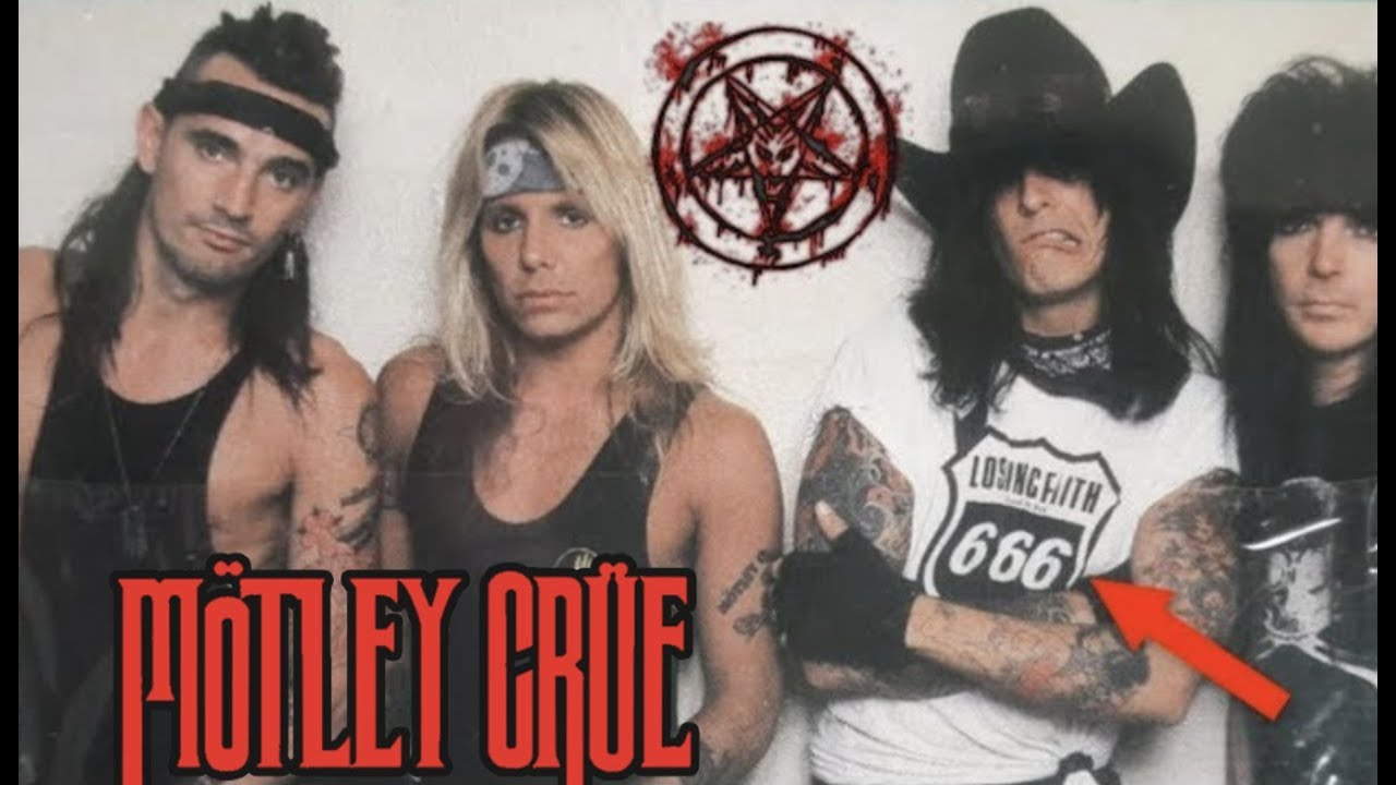 THE REAL DIRT ON MOTLEY CRUE...