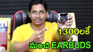 pTron Bassbuds pro Unboxing And review Telugu | Under 1500