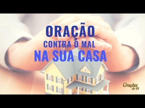Oração contra o mal na sua casa