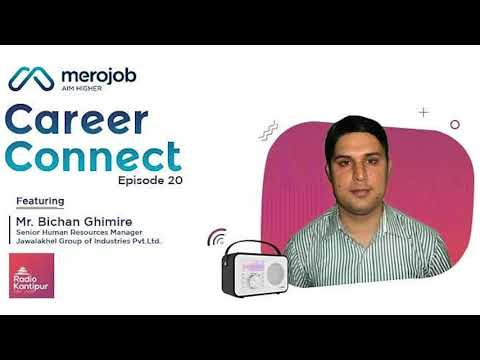 Mero Job Career Connect | Episode - 20 | 14 May 2019