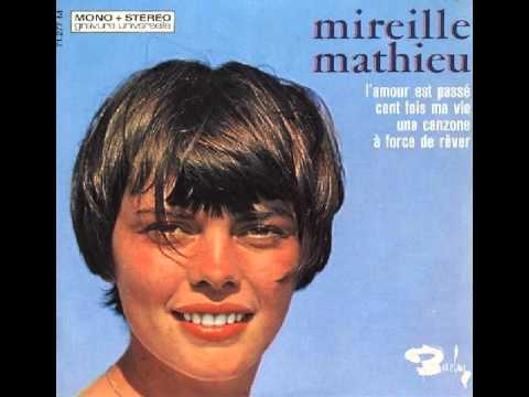 Mireille Mathieu  _ Sings Abba _ The Winner Takes It All