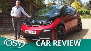 BMW i3 2018 In-Depth Review | OSV Car Reviews