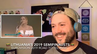 🇱🇹JFR to Lithuania's 2019 Semifinalists!🇱🇹
