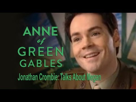 Jonathan Crombie: Crombie Talks About Megan