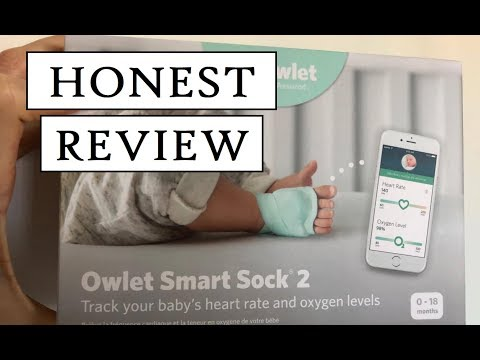 HONEST OWLET SMART SOCK 2 REVIEW
