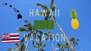 Hawaii vacation 2017 (Big island)