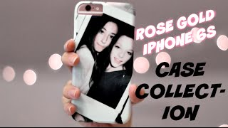 Rose Gold iPhone 6s Case Collection ♡