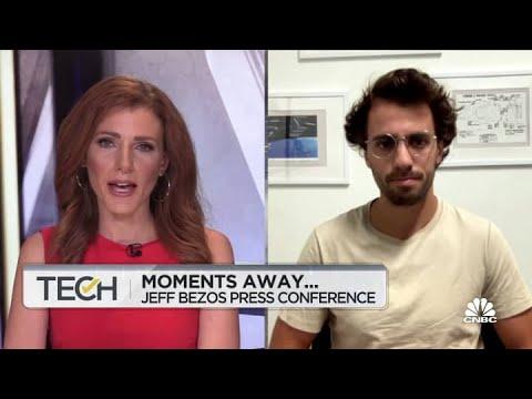 Space investor on Jeff Bezos' historic flight: 'Beginning of Space 3.0'