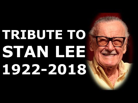 Geek Therapy Radio - Tribute to Stan Lee