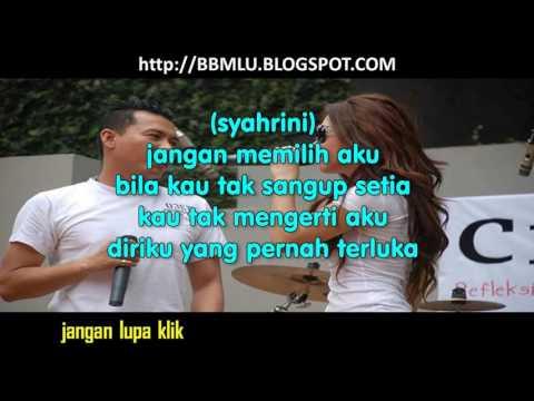 anang-feat-syahrini---jangan-memilih-aku-(karaoke)-|-lirikmusik10