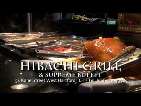 Hibachi Grill & Supreme Buffet - West Hartford, CT