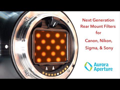 Special Effect Camera Filter Aurora CF-1
