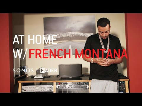 French Montana Shows At Home