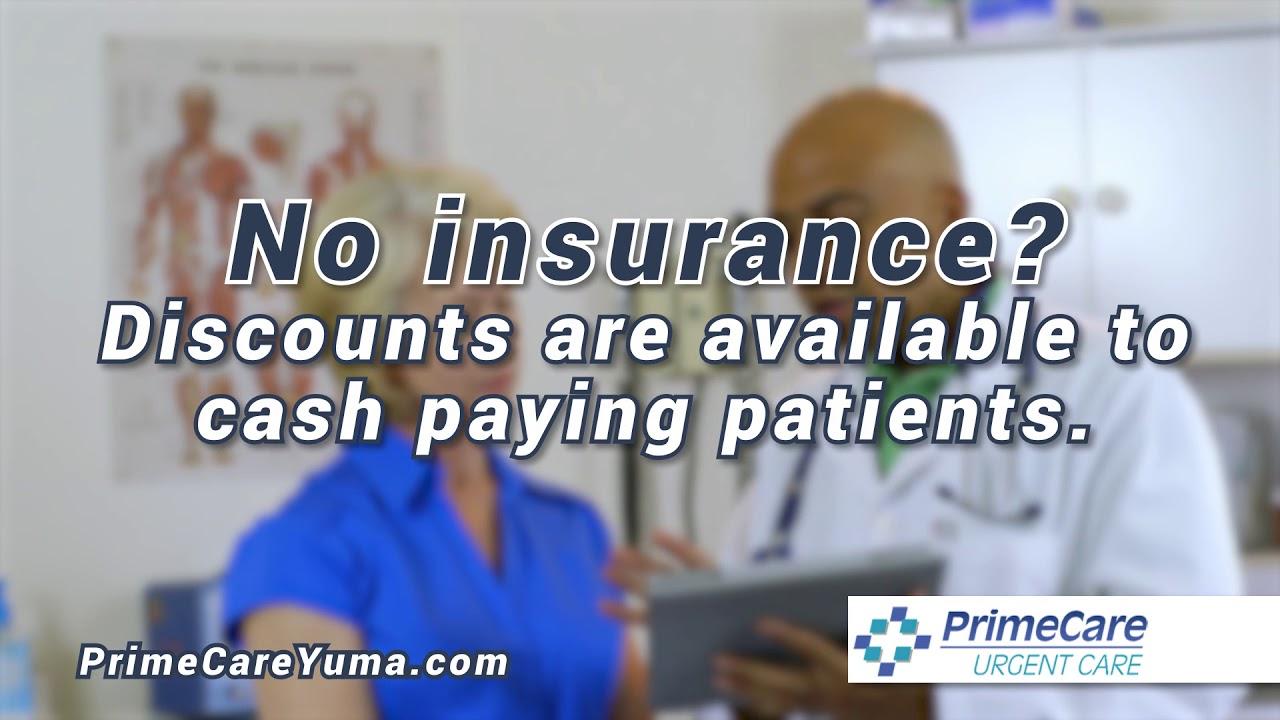 PrimeCare Urgent Care - Yuma, Arizona