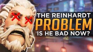 Overwatch: Is Reinhardt BAD Now!?