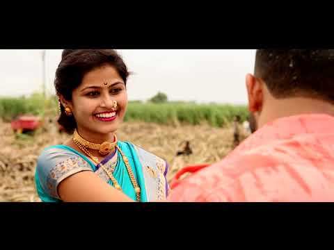 Selfmade# Pre-wedding shoot, Tu jithe me tithe marathi song