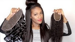 Lace Frontals 101 | Everything You NEED To Know!!